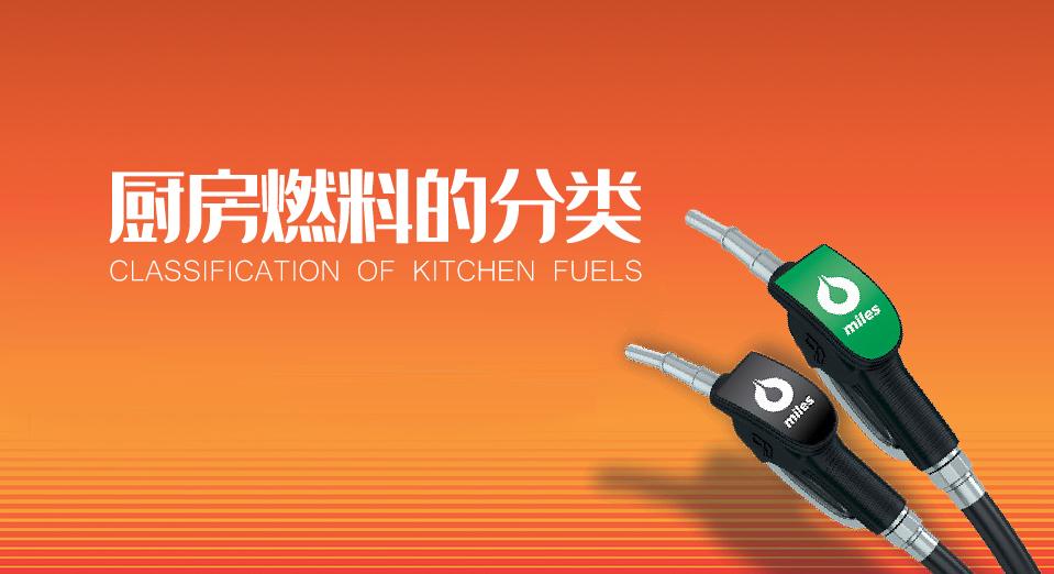 新能源厨房燃料怎么分类?