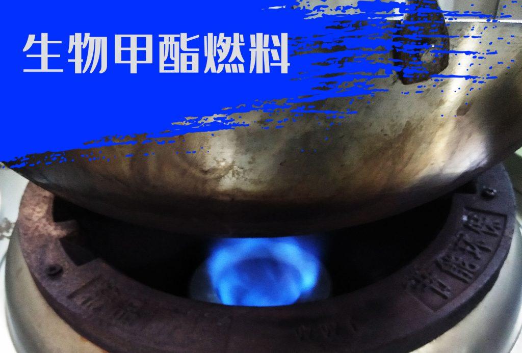 新能源生物甲酯厨房燃料是什么?