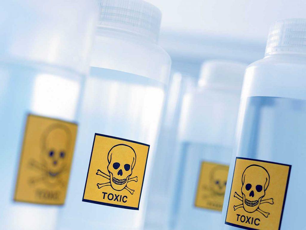 醇基燃料毒性表现及对健康的影响