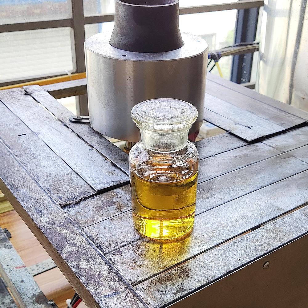 新型植物油燃料配方是什么鬼?
